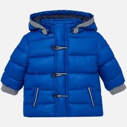 MAYORAL chlapčenská zimná bunda modrá