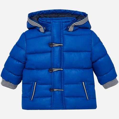da1875a890a1 MAYORAL chlapčenská zimná bunda modrá - eKinderko.sk - detské oblečenie