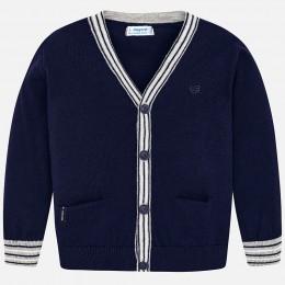 chlapčenský sveter MAYORAL modrá