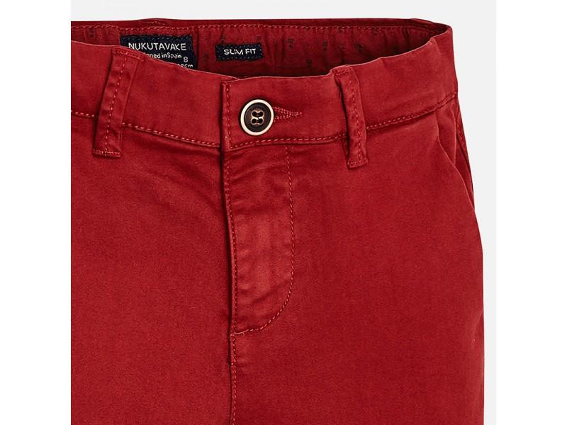 ed4c197fe242 chlapčenské nohavice MAYORAL bordová - eKinderko.sk - detské oblečenie