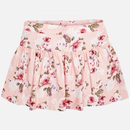 dievčenská sukňa MAYORAL ružová