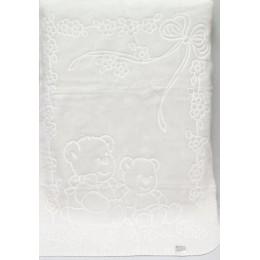 španielska deka biela