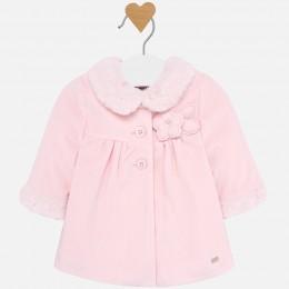 prechodný kabát MAYORAL ružový