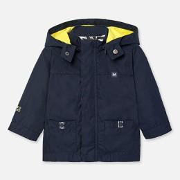 prechodná bunda MAYORAL modrá