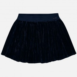 dievčenská sukňa MAYORAL modrá