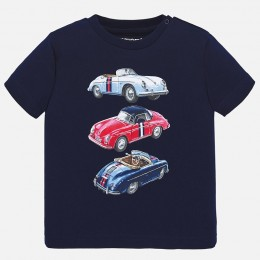 tričko MAYORAL modré