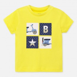 tričko MAYORAL žlté