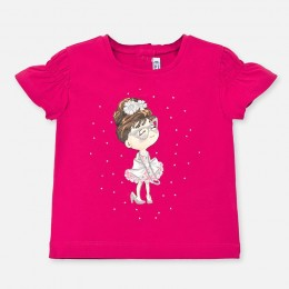 tričko MAYORAL ružové