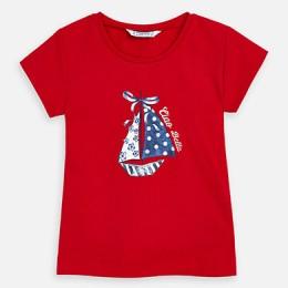 tričko MAYORAL červené