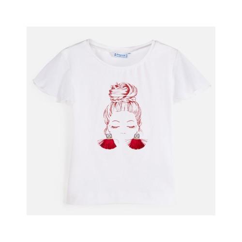 tričko MAYORAL biele